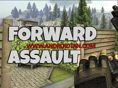 Forward Assault Mod Apk + Data v1.08.9 Mega Mod Unlimited Ammo/Money Terbaru