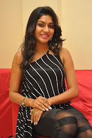 Akshida in Black Tank Top at Kalamandir Foundation 7th anniversary Celebrations ~  Actress Galleries 088.JPG