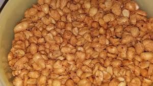 Resep Kacang Kriuk Pedas Mantap