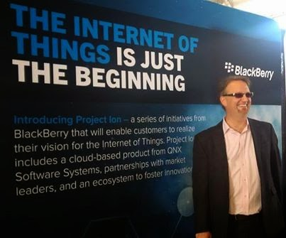 Blackberry Ion project, Ion project, BlackBerry, Internet of Things, internet, Ion, Blackberry project, the Internet of Things,