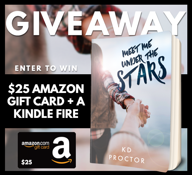 Meet Me Under The Stars Book Blitz