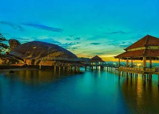 Pantai Kartini Jepara Kura-Kura