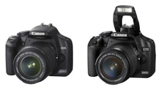 Canon EOS 500D Software, Firmware Supports and Review 2016