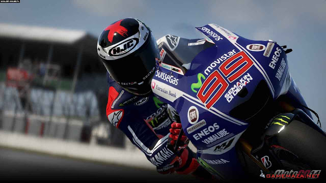 MotoGP 14 Gameplay Screenshot 1