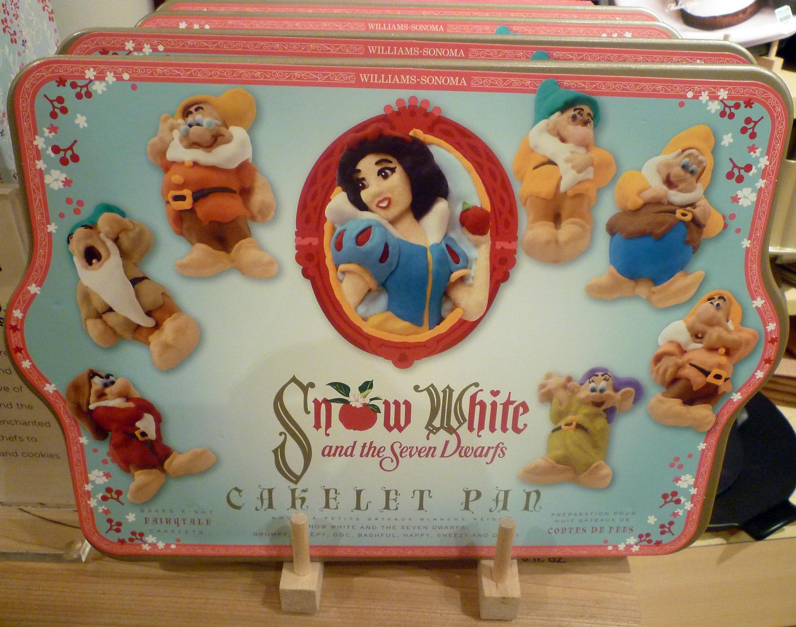 Filmic Light Snow White Archive Williams Sonoma Baking Fun
