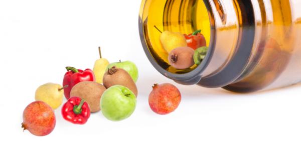 nutrición para toda la familia: suplementos nutricionales