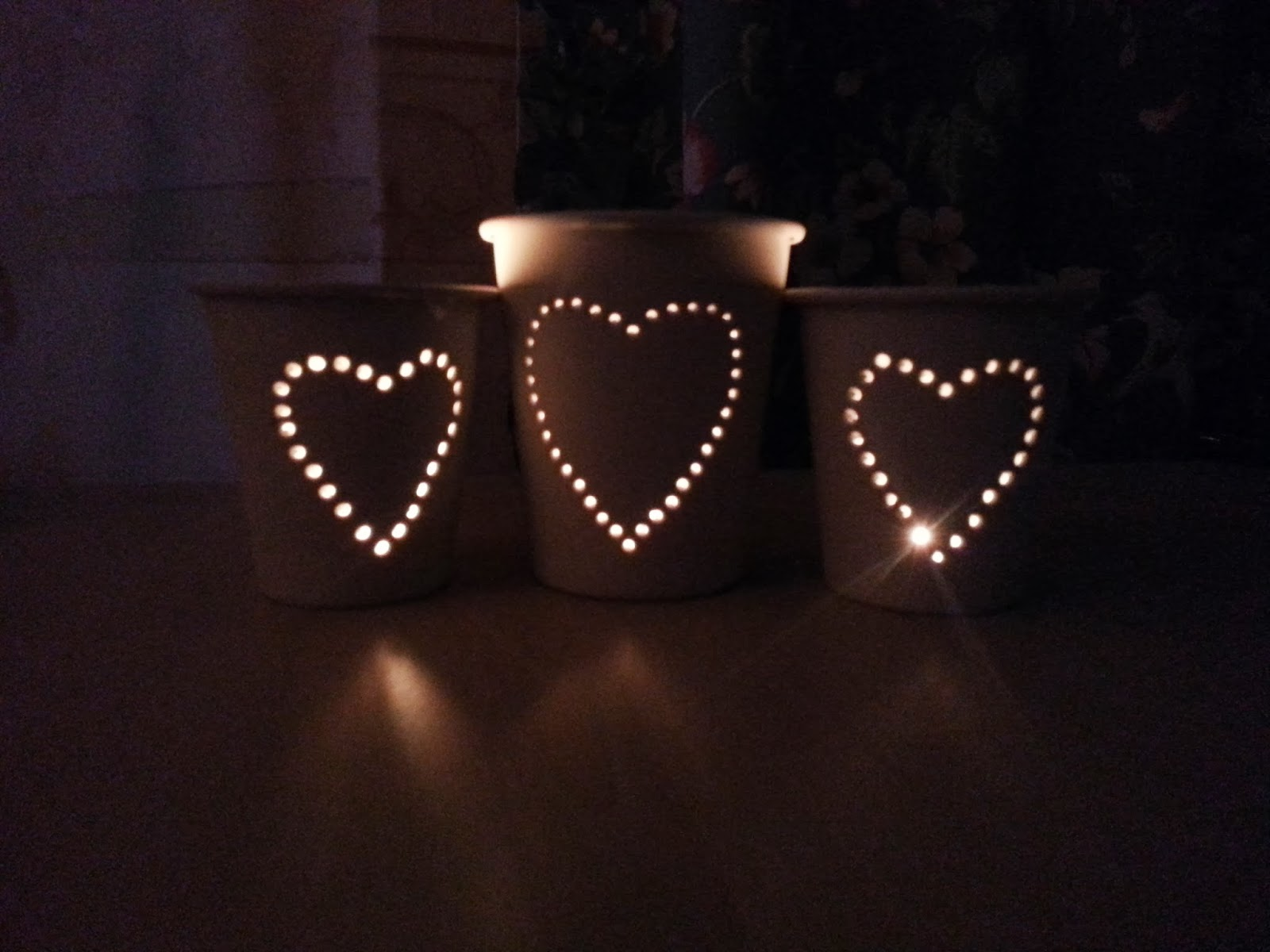 Tea Candle Light Holders || Life as a Petite