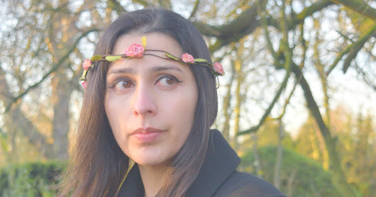 Ophelia Inspired Flower Crown - Part 1
