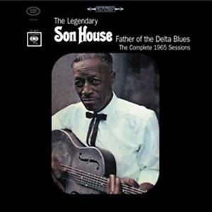 "SON HOUSE : ""Father Of Delta Blues"" 1965"