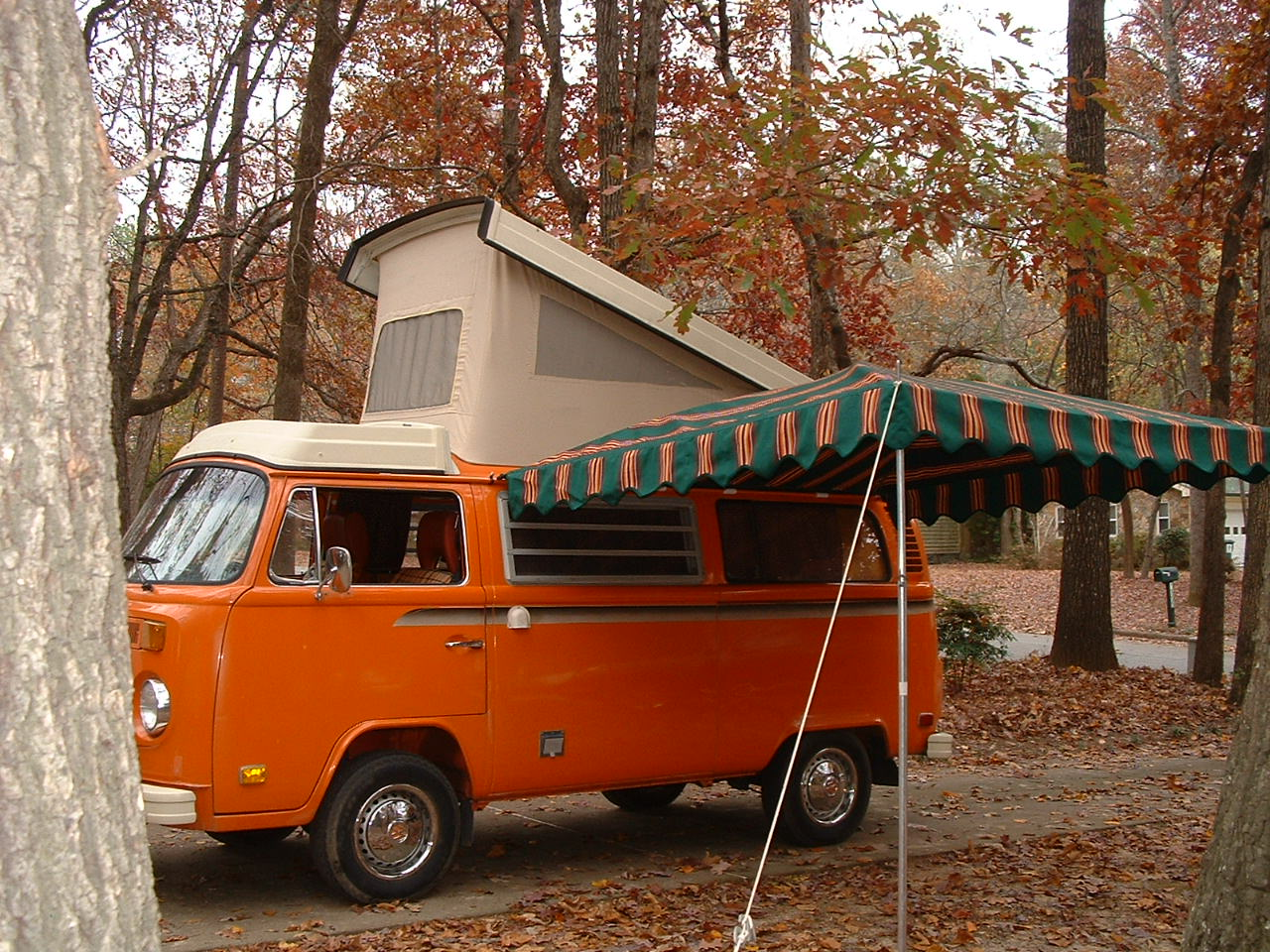 Vintage Awnings Westfalia Bus Arched Awnings Vw Images