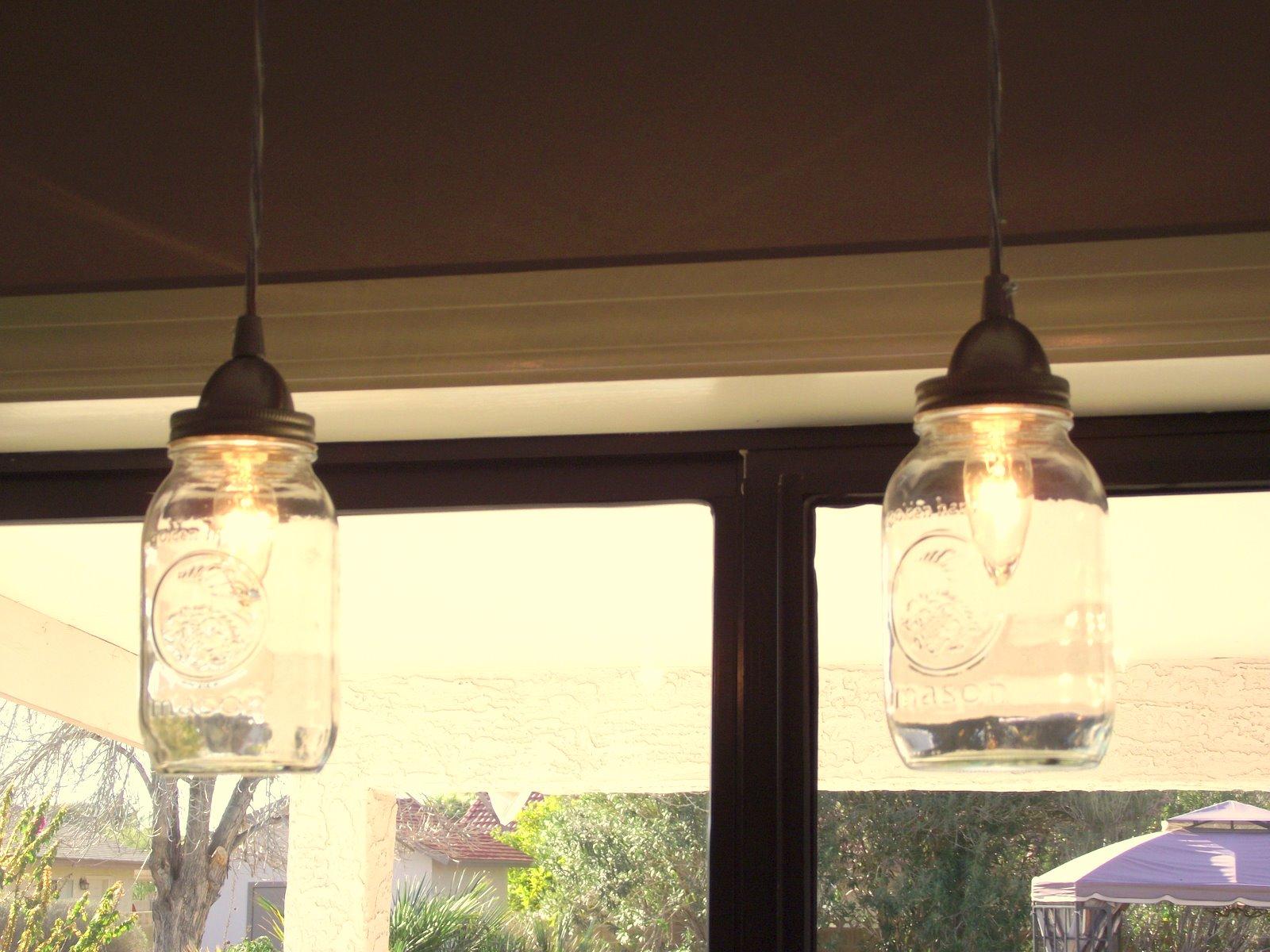 Small N Simple Things Pottery Barn Inspired Mason Jar Lights