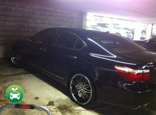 Car Wash Atlanta: Waterless Car Wash Products & Blog