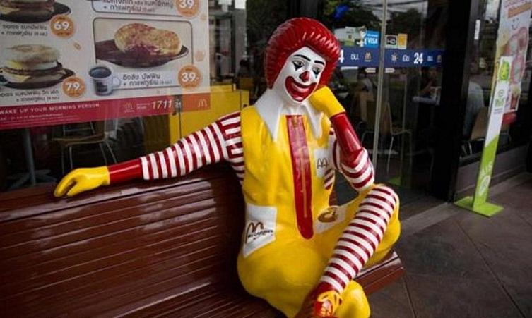 Kisah di Balik Badut McDonald yang Jarang Diketahui