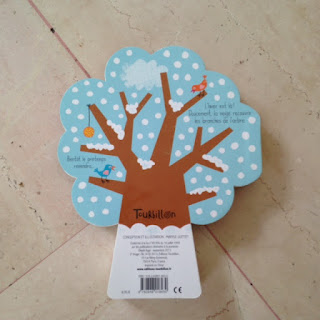 Les saisons de l'arbre - Editions TOURBILLON - l'hiver