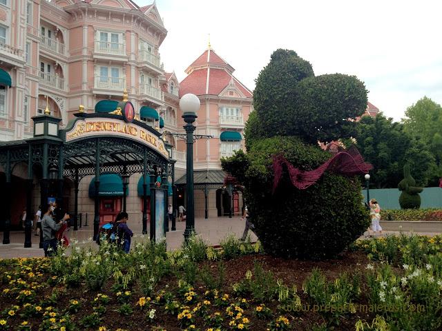 visitar Disneyland París