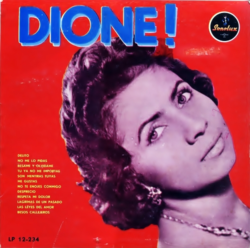 Lyrics de Dione Restrepo