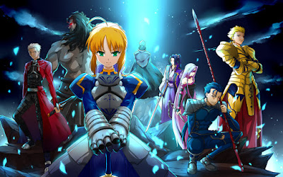Fate/stay night (480p) Batch Sub Indo