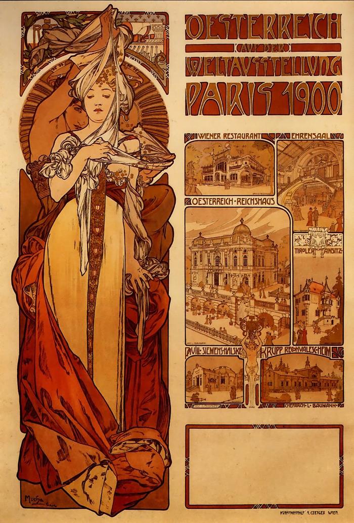 Art Nouveau | History and Sitemap | Tutt'Art@ | Pittura ...