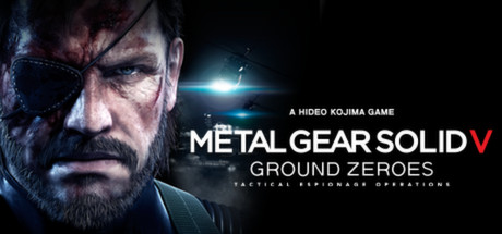 Baixar Metal Gear Solid V: Ground Zeroes (PC) + Crack