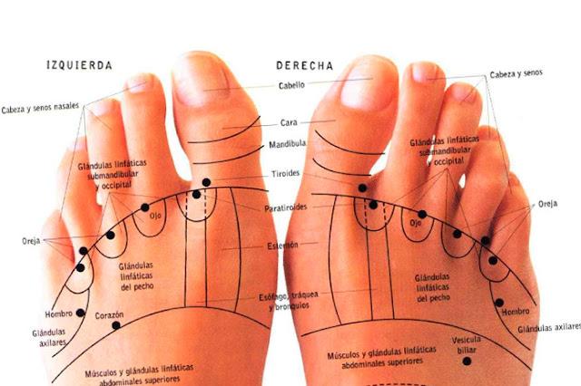 Lo que tus pies dicen de ti