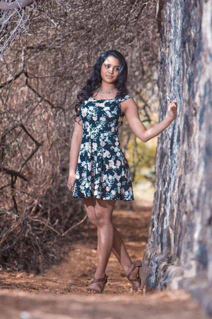 Actress Manasa Himavarsha Photoshoot