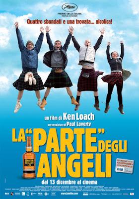 Ken Loach - La parte degli angeli (Riscatto - Whisky)