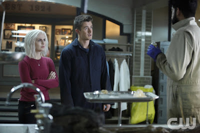 iZombie (Ep.214) - Eternal Sunshine of the Caffeinated Mind