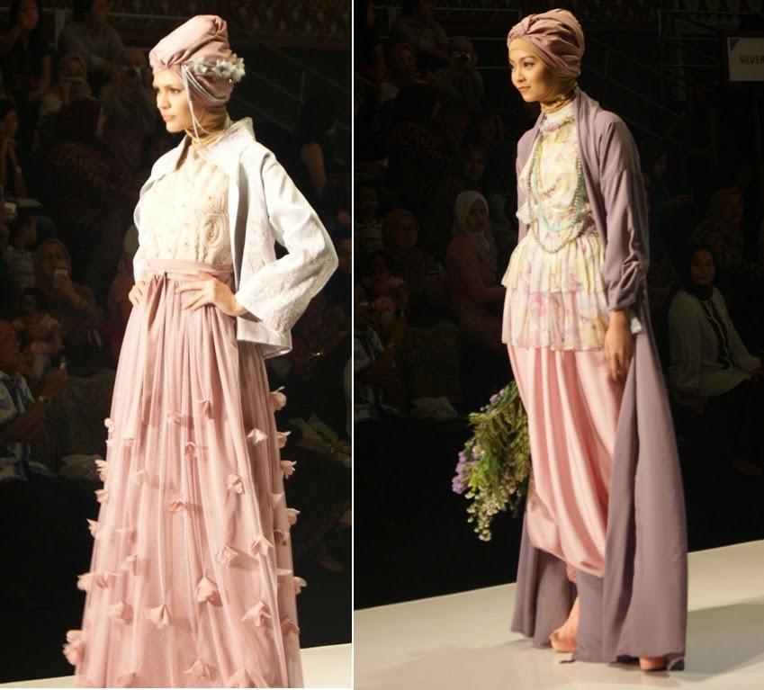 Koleksi Gambar Model Baju Hamil Batik Gamis Muslim Terbaru: Model Baju Hamil Muslim Untuk Pesta