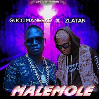 """Guccimaneeko x  Zlatan Ibile  -- """"Malemole"""""""