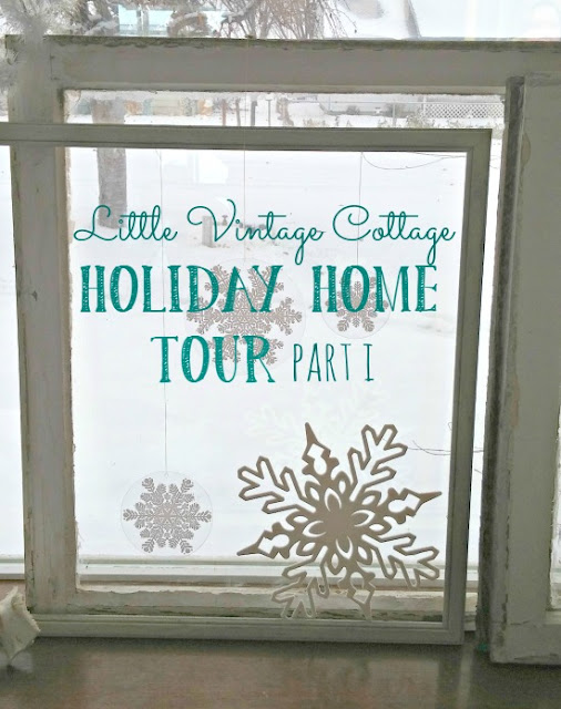 Little Vintage Cottage holiday home tour - part I
