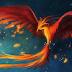 مخلوقات أسطورية : طائر العنقاء phoenix