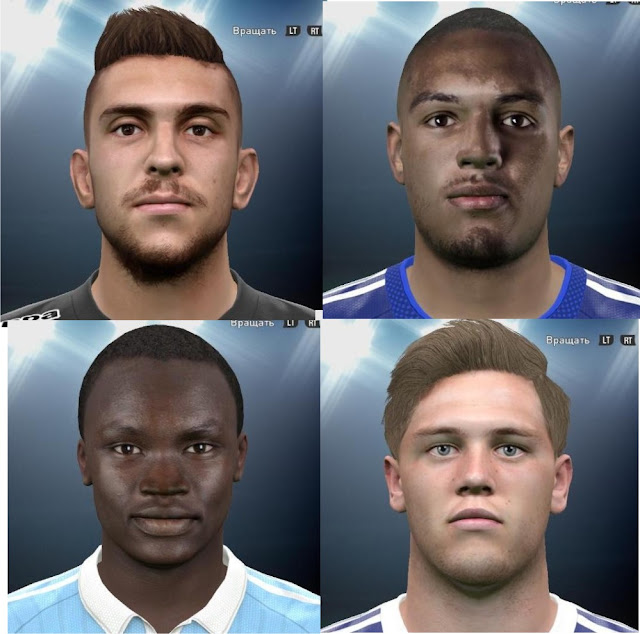 PES 2017 Facepack Update 21 Oct 2016 by GONDURAS2012