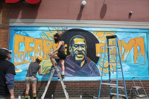 Shame on America – Rawlings condemns racist killing in Minnesota 1