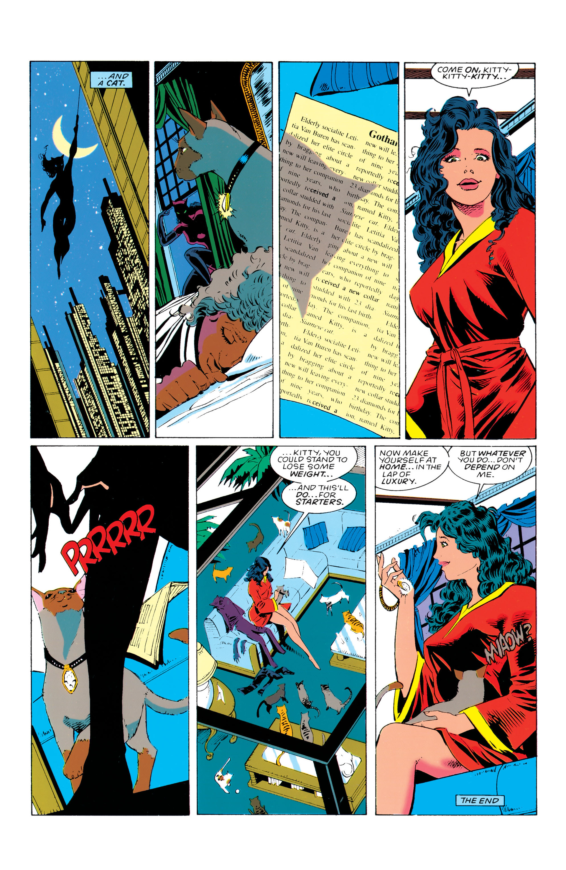 Catwoman (1993) Issue #0 #5 - English 25