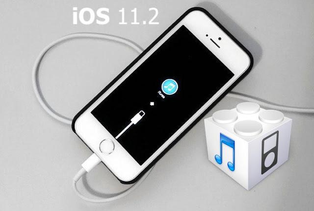 روبط تحميل iOS 11.2 IPSW