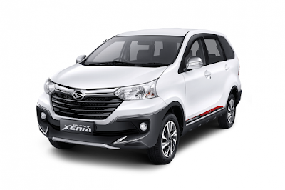 All New Daihatsu Xenia