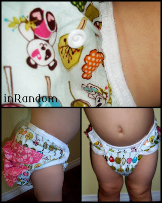 fit of diaper cover