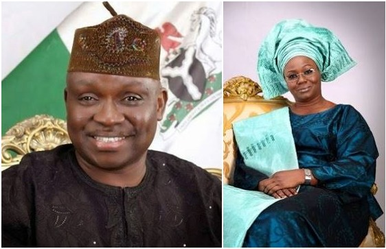 Fayose, His Wife Under Serious Investigation By EFCC
