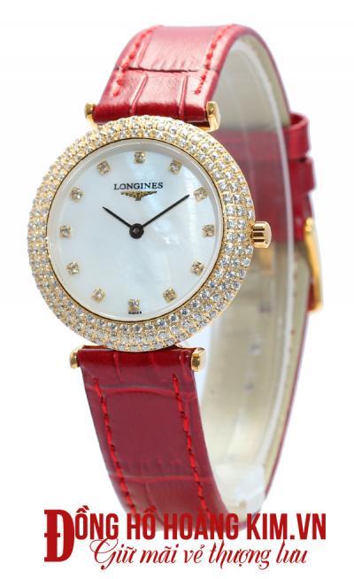 đồng hồ longines nữ sang trọng