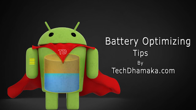 tips for saving android battery