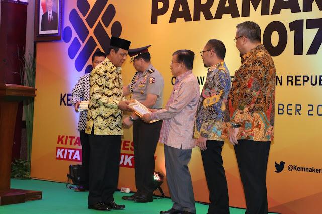 Pemprov Kalsel Dulang Penghargaan Tingkat Nasional