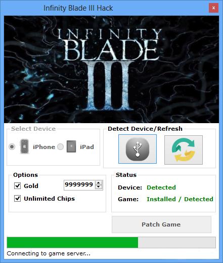 Infinity blade 2 hack download