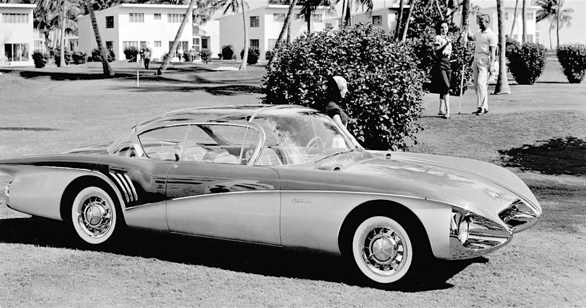 Car Style Critic 1956 Buick Centurion Dream Car