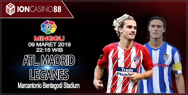 Prediksi Bola Athletic Bilbao vs Atletico Madrid 17 Maret 2019