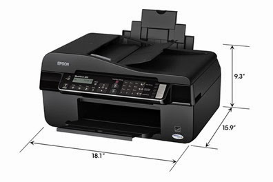 Easily accelerate utilisation productivity amongst the WorkForce  Download Epson WorkForce 520 Printer Driver