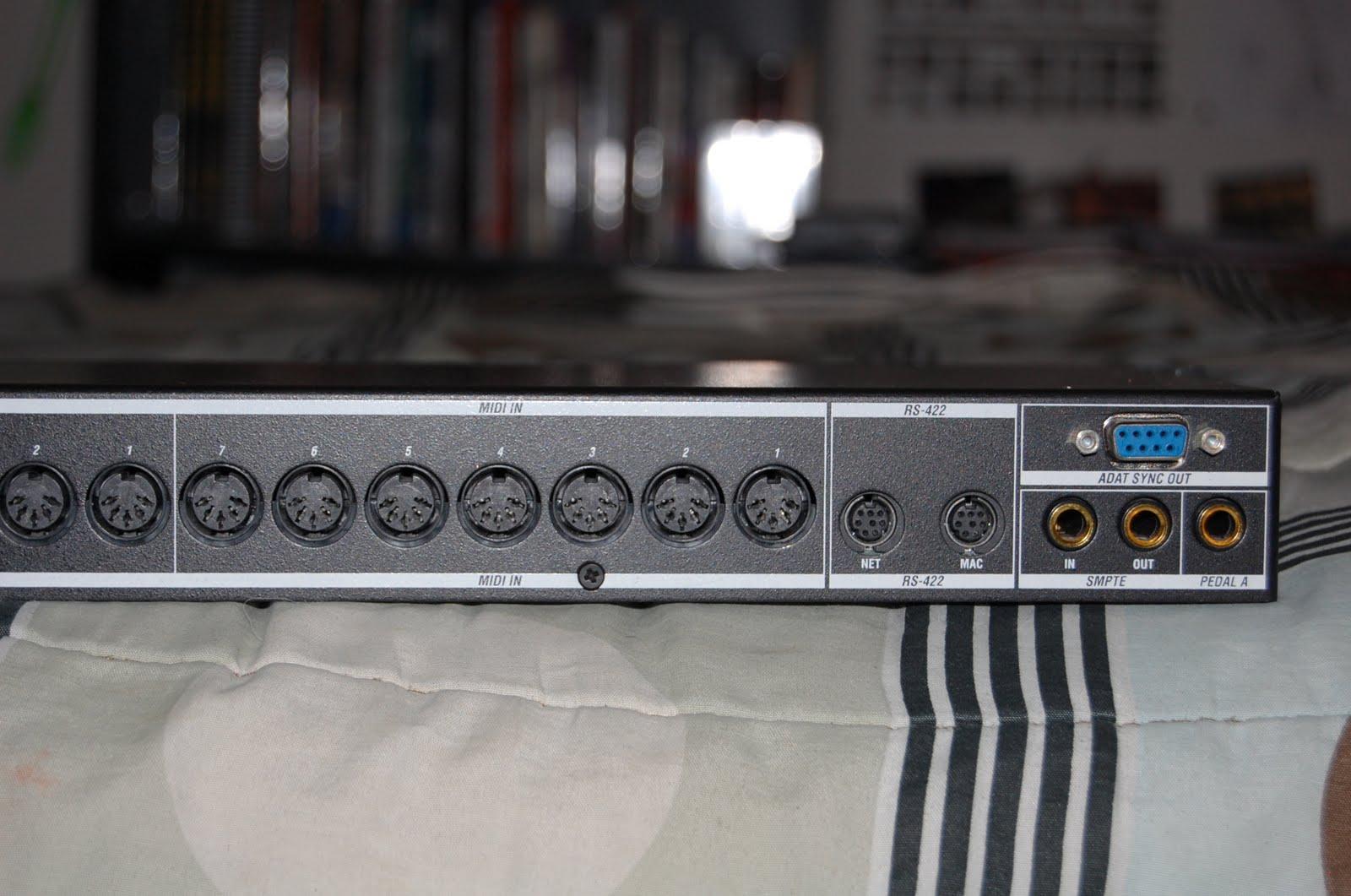 MATRIXSYNTH-B: MOTU MIDI Timepiece 8x8 MIDI Interface (USB