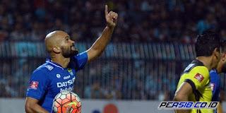 Persib Bandung Akan Lama Kehilangan Sergio van Dijk
