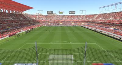 PES 2019 Ramón Sánchez Pizjuán Stadium by S. Elafify