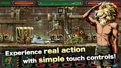 Metal Slug Defense v1.44.0 MOD APK+DATA Android