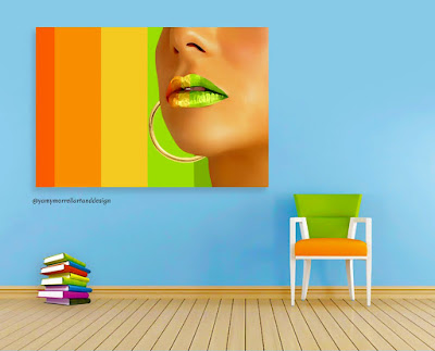 woman-lips-pastel-color-lines-art-by-yamy-morrell